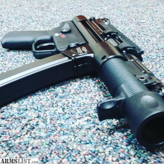 For Sale: Heckler & Koch SP5-K (New HK Pistol