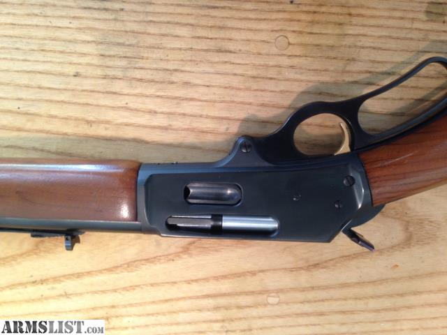 Dating a marlin rifle by serial number