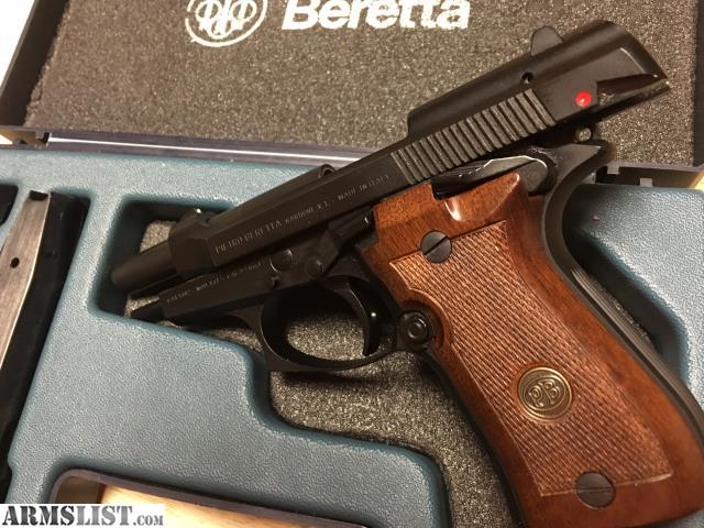Beretta 84f Manual