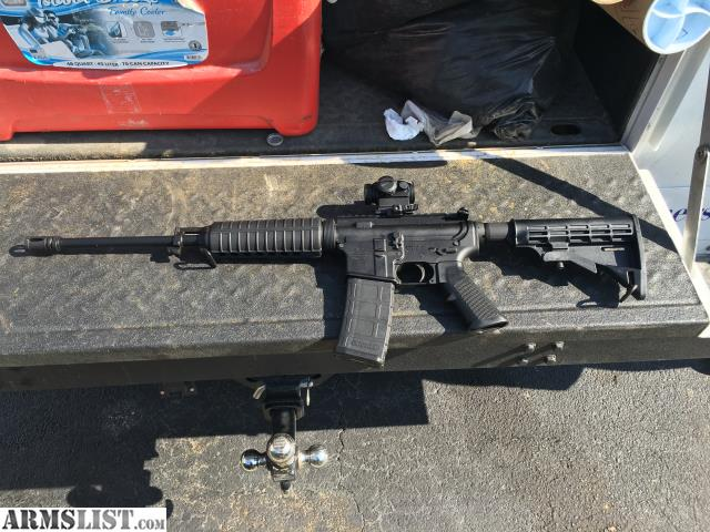 For Sale: Bushmaster 5.56