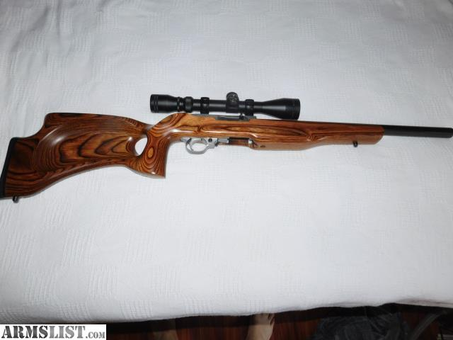 ARMSLIST - For Sale/Trade: Ruger 10-22 Bull Barrel and ...