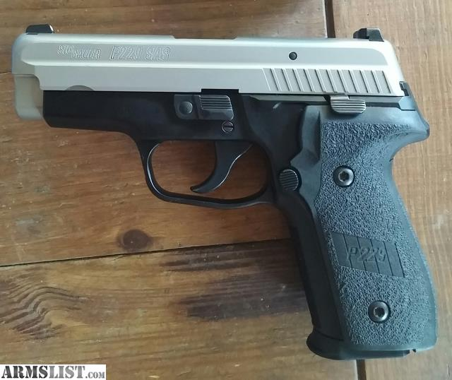 For Sale Trade Sig Sauer P229 9mm Tacpac With: For Sale/Trade: Sig Sauer P229 SAS Gen1