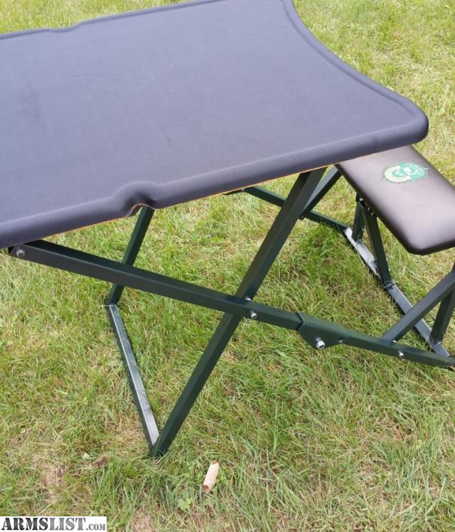 Armslist For Sale Shooting Benches Portable Shooters Ridge And Big Game Tree Stands