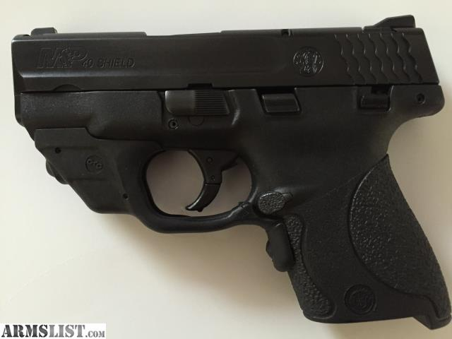 M And P Shield 40 ARMSLIST - For Sale: S...