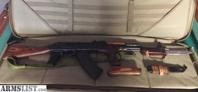 ARMSLIST - For Sale/Trade: Romanian WASR 10/63