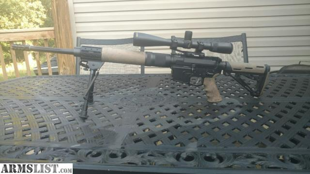 "ARMSLIST - For Sale: AR15 20"" Black Hole Weaponry, Hogue ..."