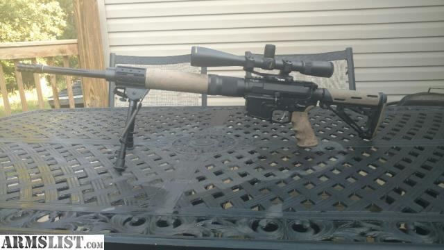 "ARMSLIST - For Sale: AR15 20"" Black Hole Weaponry, Hogue ..."