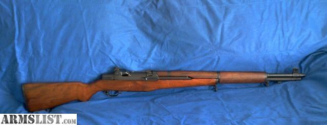 m1 garand rifle history by serial number