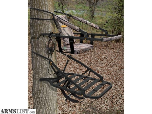 Trade Stands For Sale : Armslist for sale trade tree stand