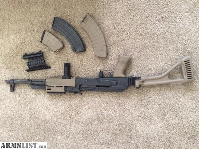 ARMSLIST - For Sale: Ak47, 7 62x39 Wasr-10 Made In Romarm, Excellent