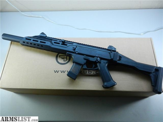 armslist for sale new czech cz scorpion evo3 s1 9mm carbine evo 3 a1. Black Bedroom Furniture Sets. Home Design Ideas
