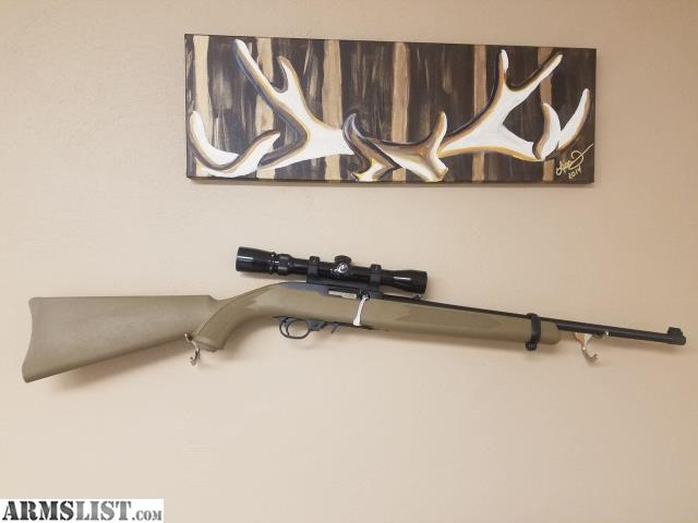 Armslist for sale ruger 10 22 50th anniversary edition