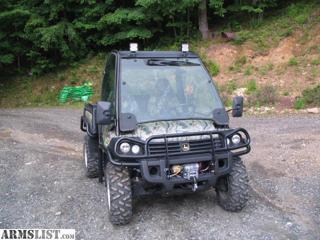 armslist for sale 2011 john deere gator 4x4 825i. Black Bedroom Furniture Sets. Home Design Ideas
