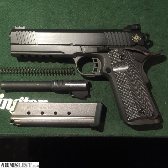 Rock Island Armory  Tcm Pistol Price