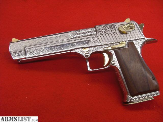 Armslist For Sale Engraved Desert Eagle Custom Hand