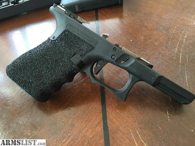 ARMSLIST - For Sale: Glock 19 gen 3 frame