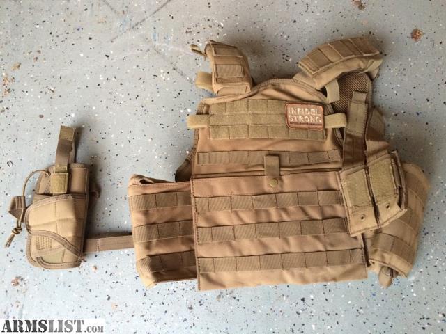 Armslist For Sale Infidel Body Armor Viper Modular