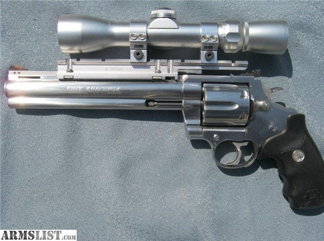 Colt Anaconda With Scope Related Keywords & Suggestions