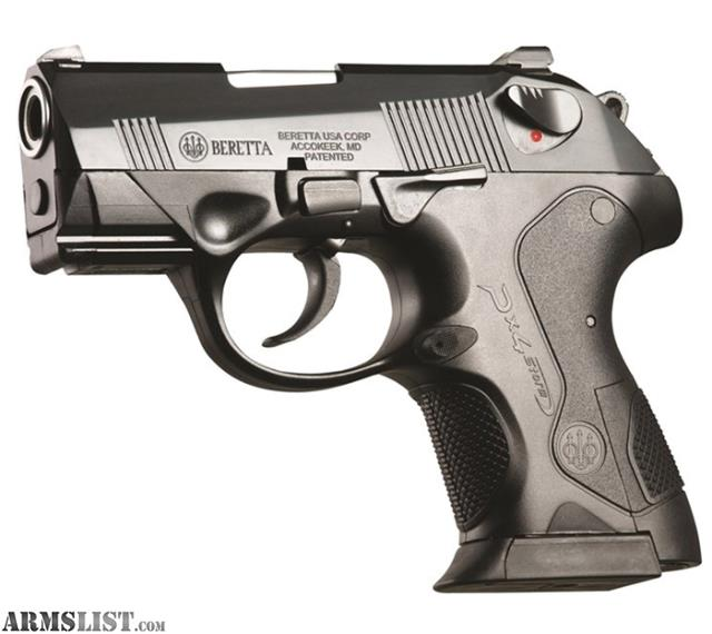 Beretta Px4 Storm 40 S W Compact Semiautomatic Pistol: Want To Buy: Beretta PX4 Storm Sub-Compact .40
