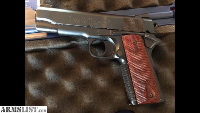 Armslist For Sale Trade Colt 1911 45 Commander 80 Series
