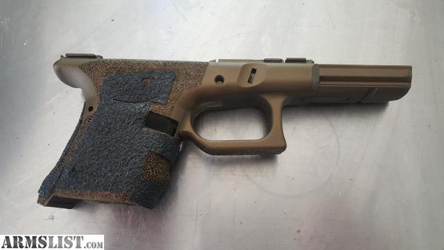 ARMSLIST - For Sale: Glock 17/26 Frame