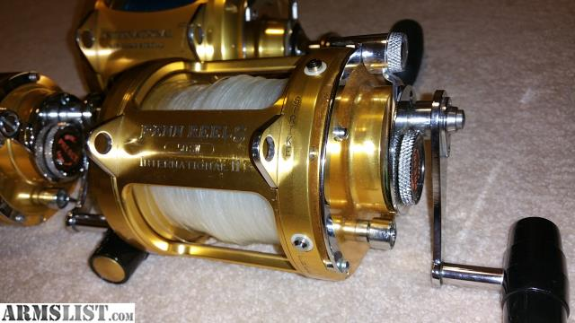 Armslist for sale penn international 30 50 70 sw 2 for Used fishing reels for sale
