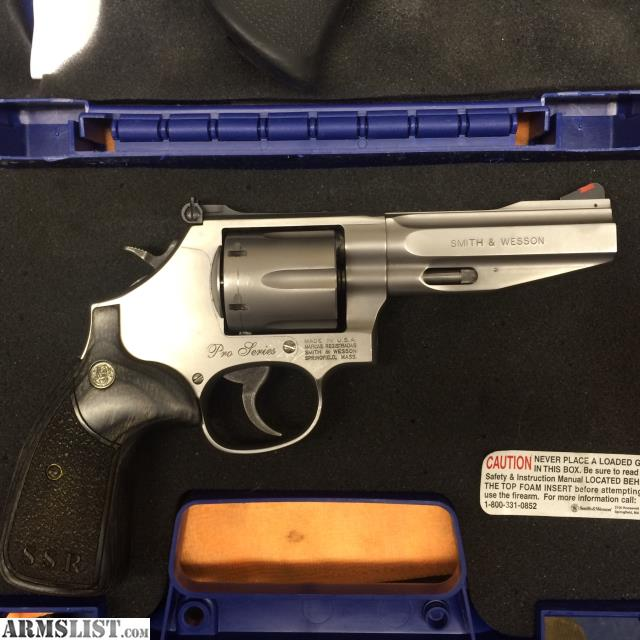 For Sale Used Smith Wesson SW 686 SSR