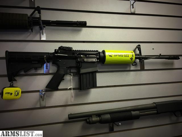 ARMSLIST - For Sale: *NEW* DPMS GII  308 AR-10
