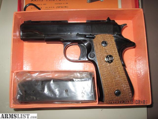 armslist for sale nib llama especial 380 rh armslist com Llama 45 Cal Pistol Llama 45 Cal Pistol