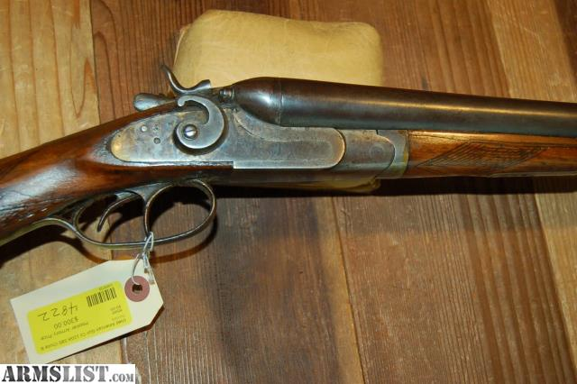 armslist for sale used american gun co side by side icn4822. Black Bedroom Furniture Sets. Home Design Ideas