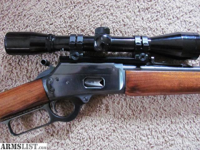 Marlin 1894 44 mag has a 9 1 tubular magizine that can also fire 44