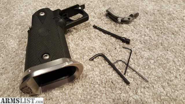 Armslist For Sale Sti 2011 Pistol Grip Trigger Bow Ss