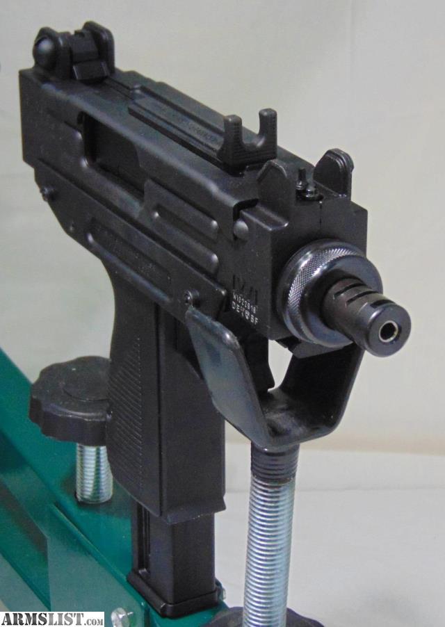ARMSLIST - For Sale: Walther / IWI Uzi Pistol NIB  22LR