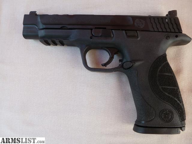 Armslist for sale brand new s w m p core performance for M p ported core 9mm
