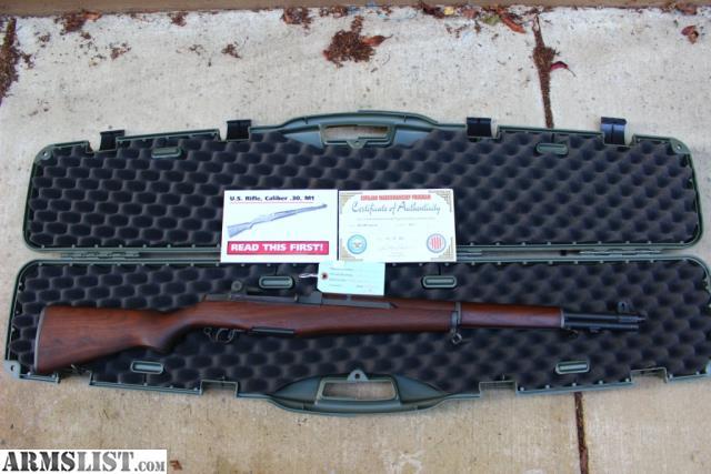 Armslist for sale m1 garand cmp special