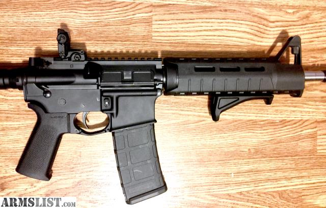 Armslist For Sale Trade Ar 15 Pistol Stainless Magpul