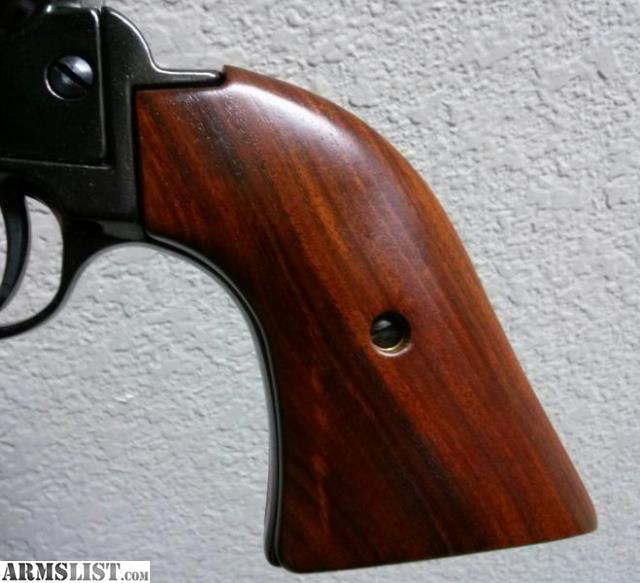 ARMSLIST - For Sale: Heritage 22 Revolver Grips
