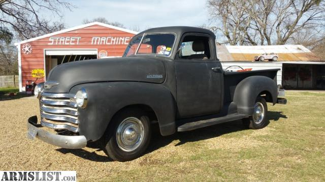 Armslist for sale 1949 chevrolet 5 window pickup for 1949 chevy 5 window pickup for sale