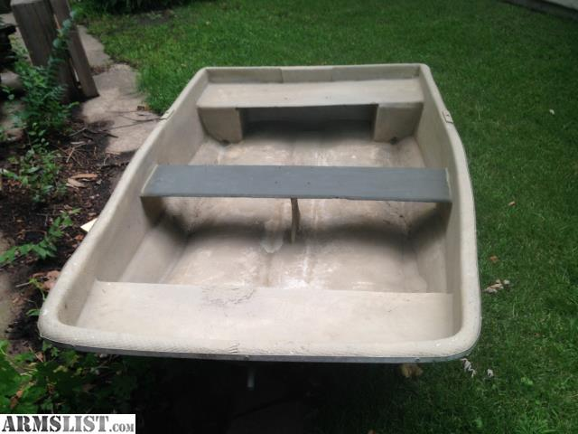 Armslist for sale 8 39 flat bottom boat for Flat bottom fishing boats