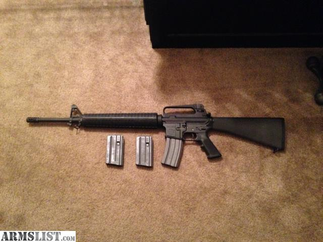 ARMSLIST - For Sale/Trade: M16A2 colt