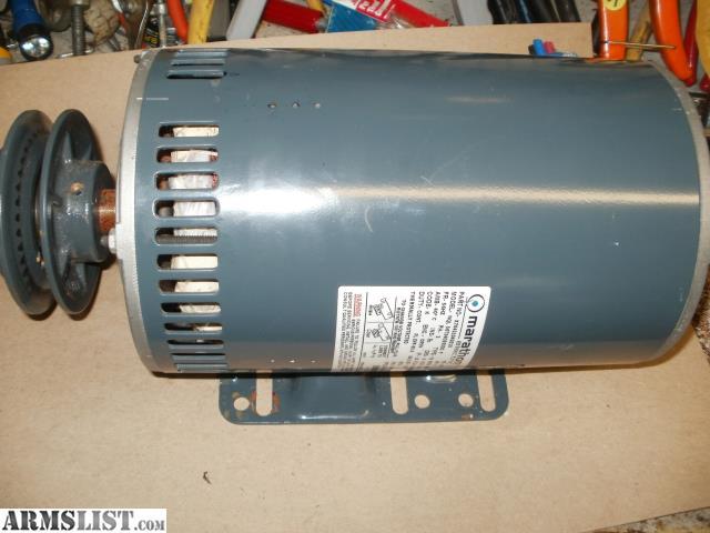 Armslist for sale marathon electric motor for Electric motors for sale