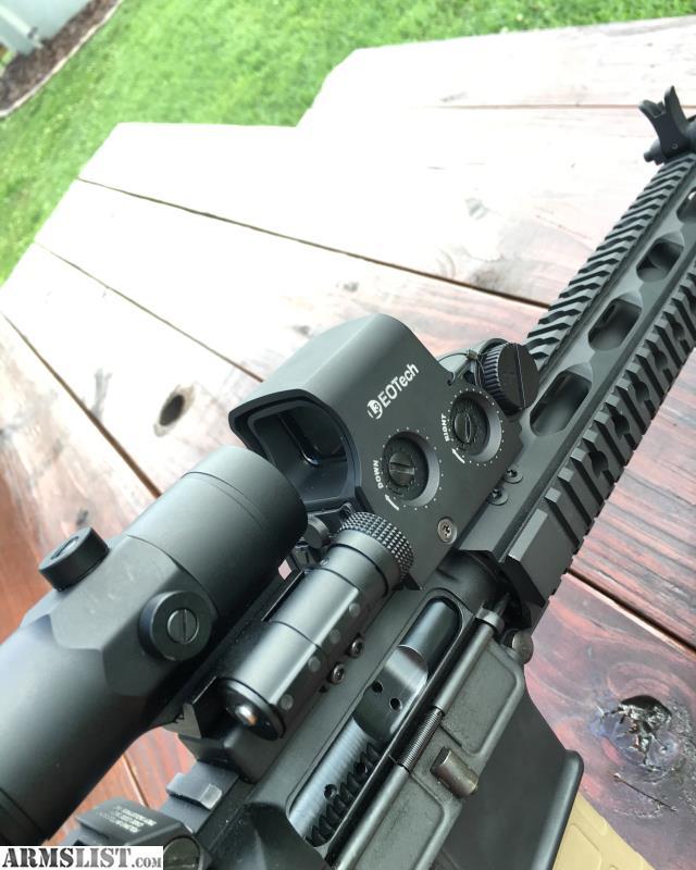 armslist for sale trade eotech xps2 0 vortex magnifier 3x combo