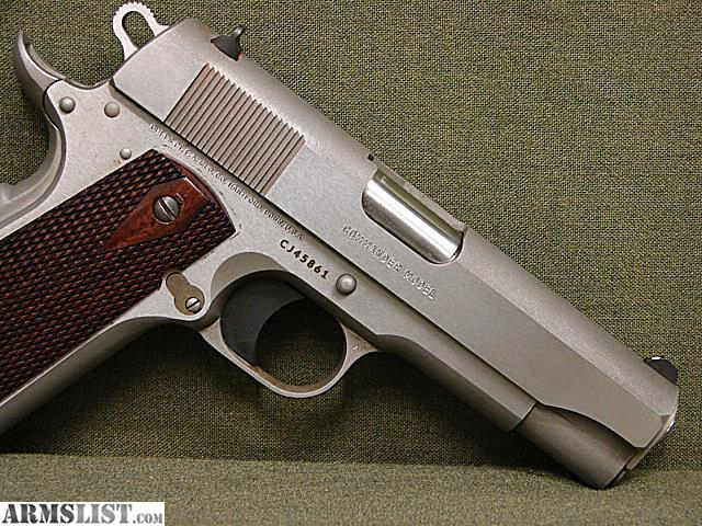 how to clean a 45 acp