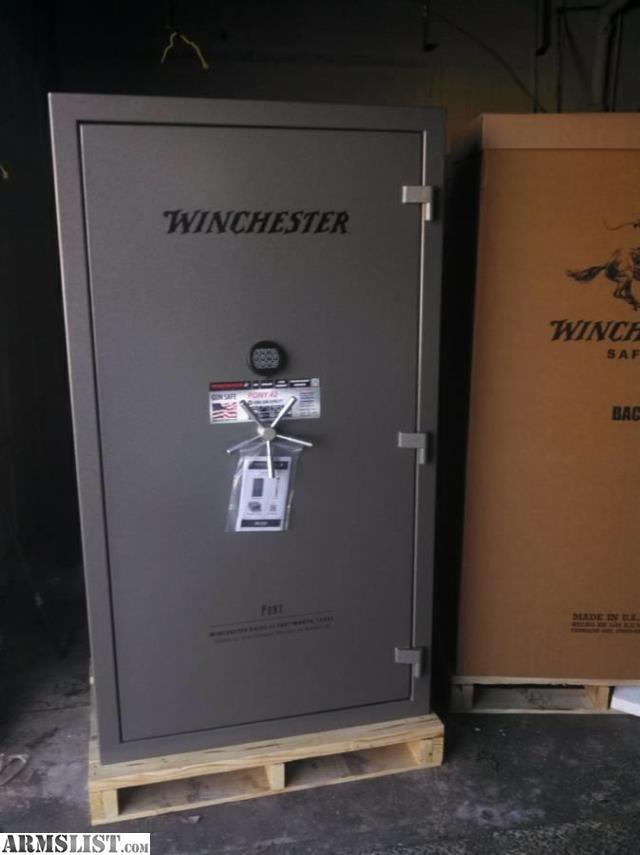 ARMSLIST - For Sale: Gun Safe Sale - Discount Winchester Gun