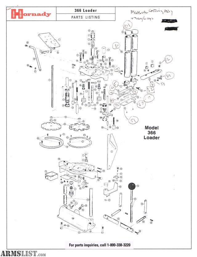 Armslist For Sale Hornady 366 Shotgun Shell Reloader Extra