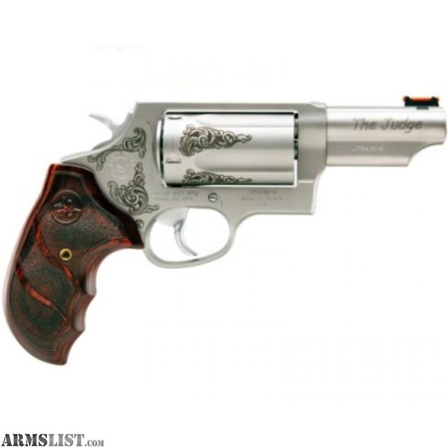 ARMSLIST - For Sale: Taurus Judge 10 Year Anniversary 45 ...