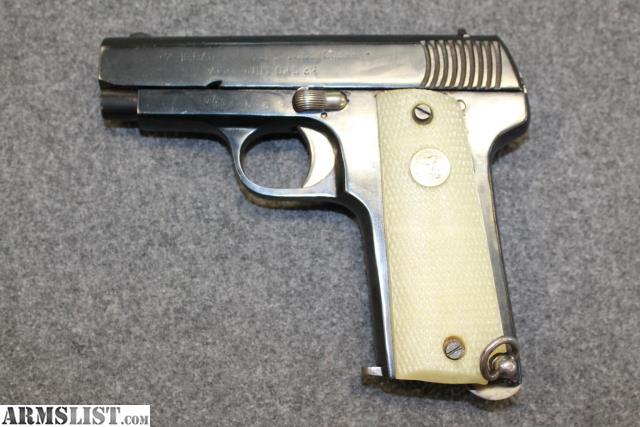 Armslist For Sale Spanish Ruby 32 Acp