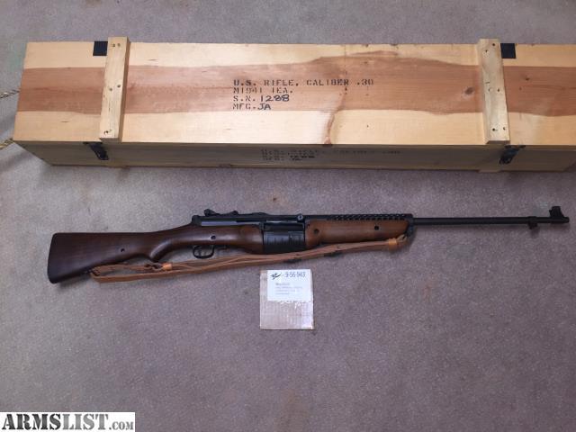 1941 Johnson For Sale >> 1941 Johnson Rifle Www Picsbud Com