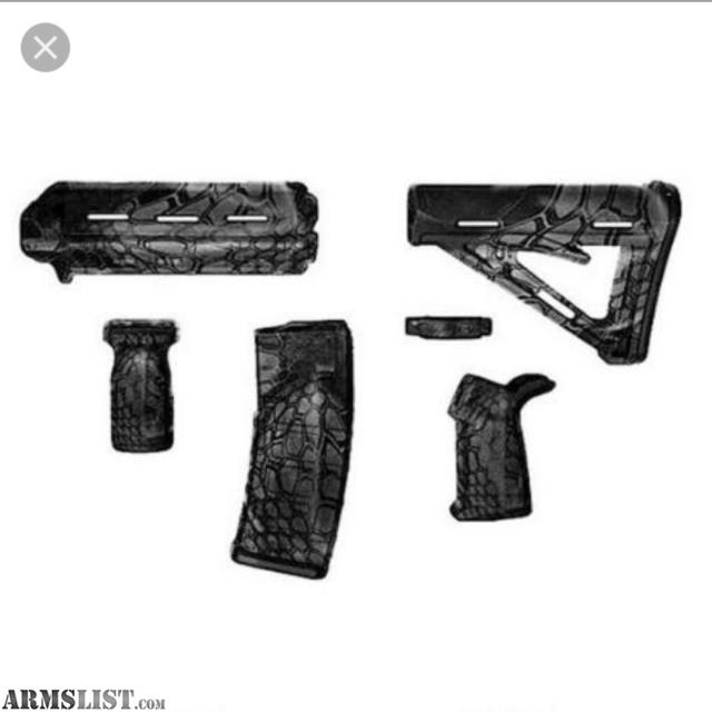 Armslist For Sale Trade Ar 15 Magpul Furniture Complete Kit