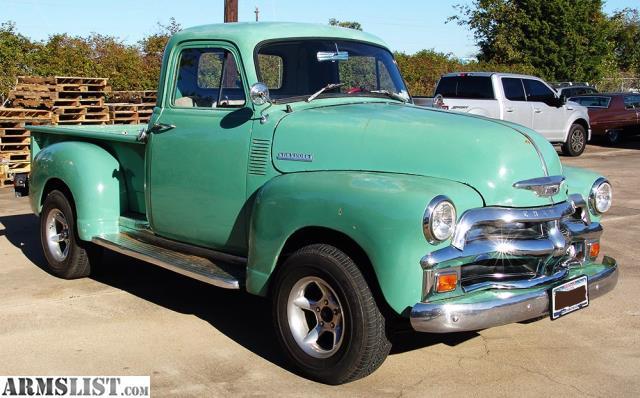 Armslist For Sale 1954 Chevrolet 3100
